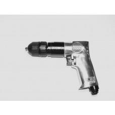 "Taylor 3/8"" Pistol Grip Reversible Drill, Keyless Chuck, 2500 RPM, T-7788K"
