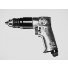 "Taylor 3/8"" Pistol Grip Reversible Drill, 2500 RPM, T-7788R"