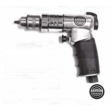 """Taylor 1/4"""" Pistol Grip Reversible Drill, Aircraft, 0.33 HP, 2700RPM, T-9888R"""