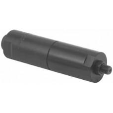 Dotco Air Motor, Round, Rear Exh., 0.9 HP, 3200 RPM, 22-5340-50