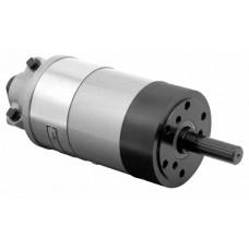 Gardner-Denver A8 Series Axial Piston Motors, 2.7 HP, 19-638 ft.lb., Reversible, Rear Exhaust