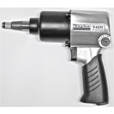 "Taylor 6 Series 1/2"" Pistol Grip Impact Wrench, 550 ft.lb., extended anvil  T-6231L"