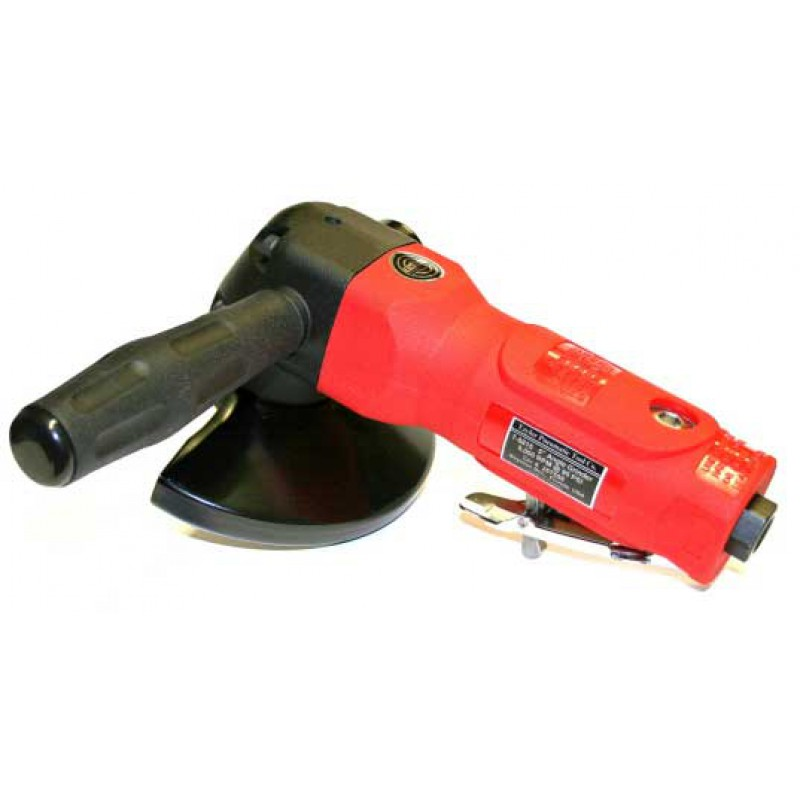 """Taylor 5"""" Angle Grinder, 0.6 HP, 9000 RPM, 5/8-11, T-8815"""