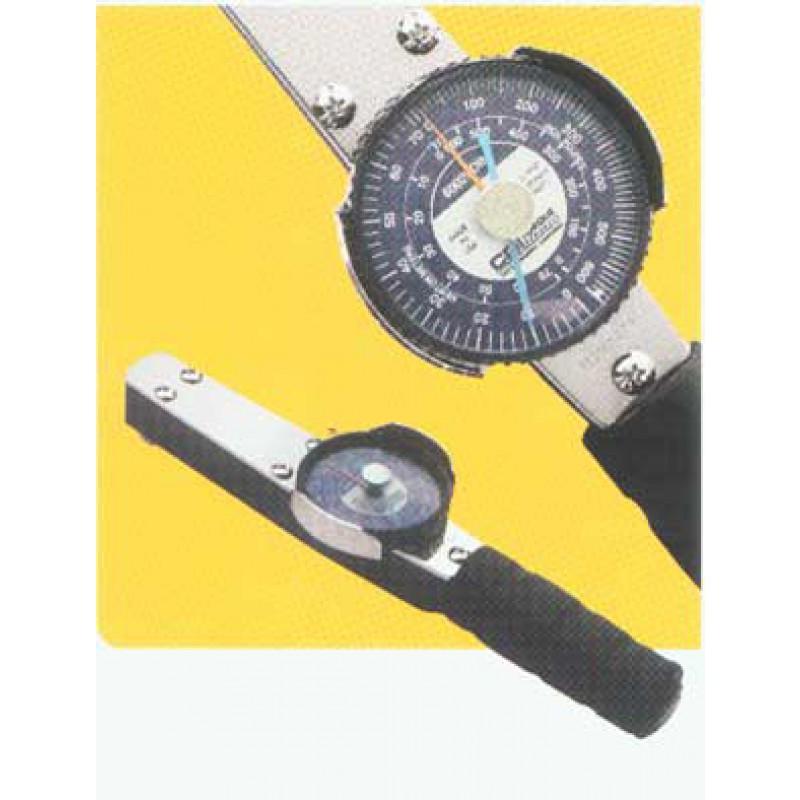 CDI Classic Dual Scale Dial Torque Wrench, 6002LDIN, 0-600 in.lb./0-70 Nm