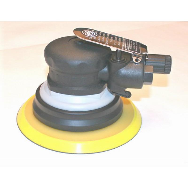 """Taylor 6"""" Dual Action Palm Sander, Composite, 3/16"""" Orbit, T-7556"""